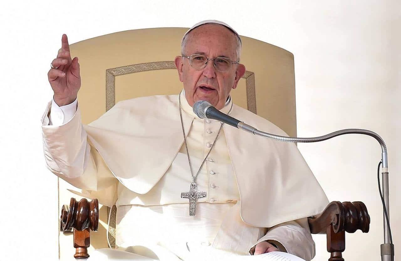 """""""No justifiquemos los abusos, es algo monstruoso"""": Papa Francisco"""