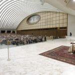 """El Papa a la Comunidad Shalom: """"Enseñar y ayudar al diálogo entre jóvenes y ancianos"""""""