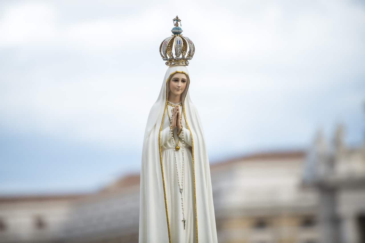 7 cosas que debes saber sobre la Virgen de Fátima