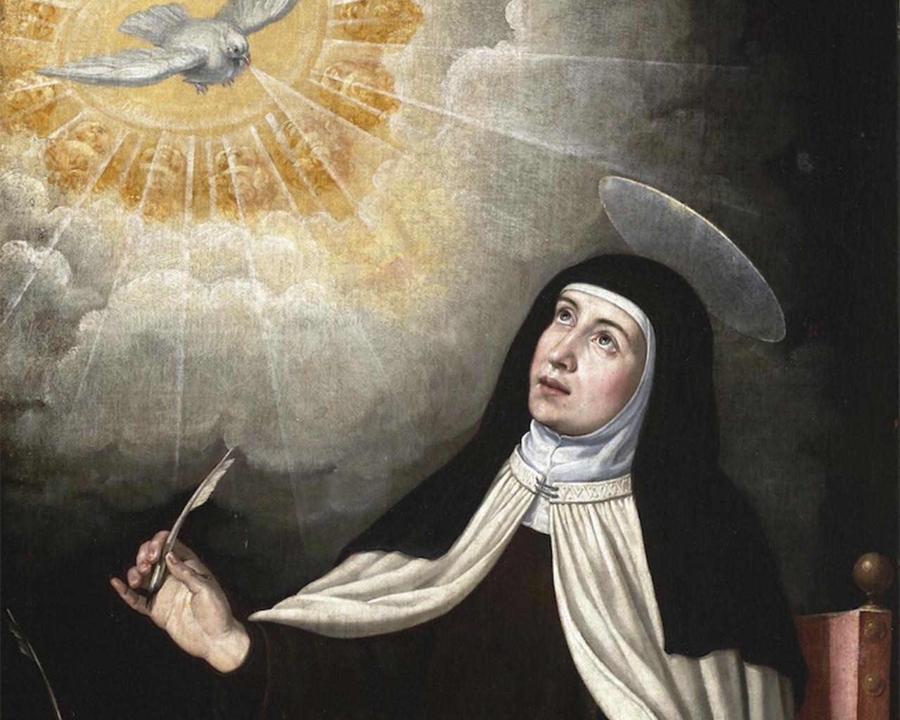 Santa Teresa de Ávila es una de las Doctoras de la Iglesia.