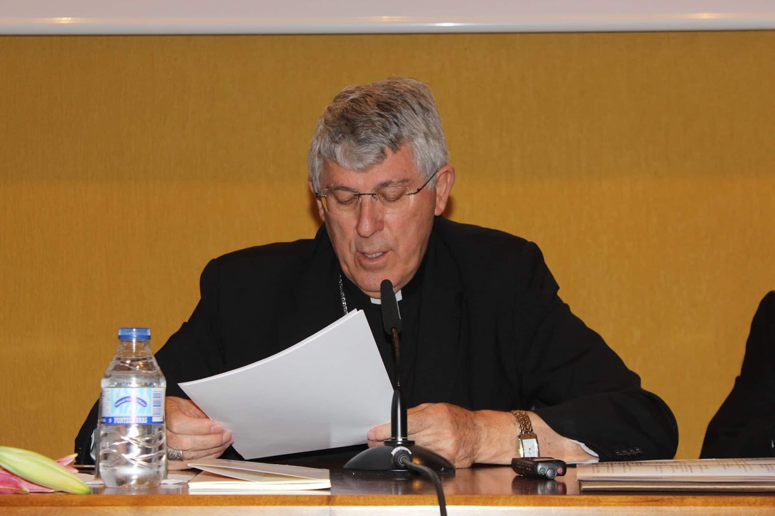 """Ante independentismo de Cataluña, Arzobispo afirma que """"es mejor una España unida""""."""