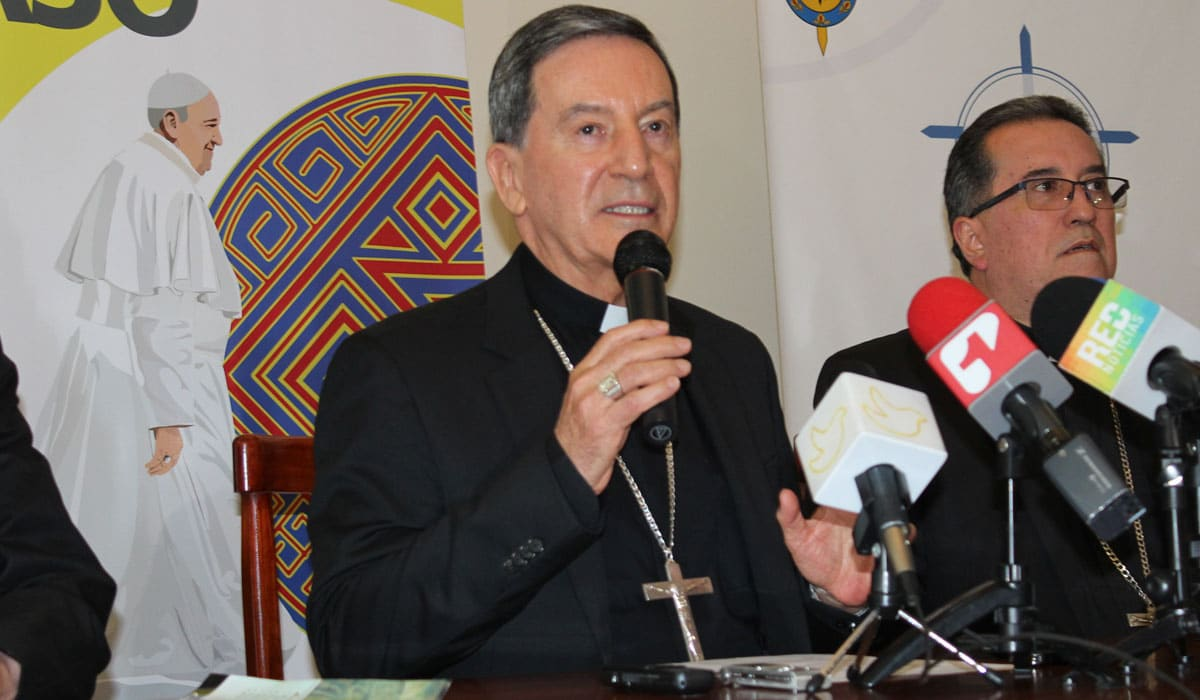 El mensaje del Papa ha calado en el corazón de Colombia, afirma Cardenal