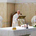El cristiano no es vengativo porque en él triunfa siempre la misericordia, dice el Papa