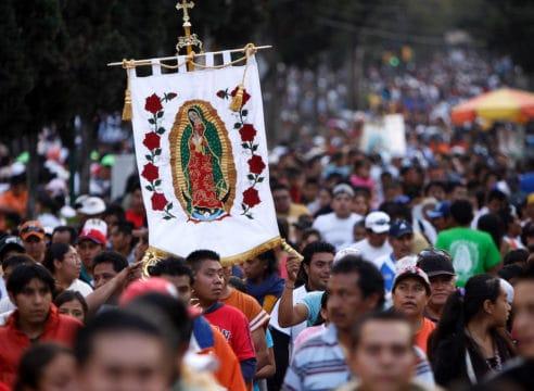 Habrá ley seca en la GAM por fiesta de la Virgen de Guadalupe