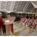 El Papa lamenta que las iglesias parecen a veces supermercados: ¡Deben ser gratuitas!