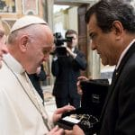 El Papa, preocupado por la degradación de los océanos y la subida del nivel del mar