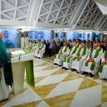 """Papa Francisco: """"Ante tus pecados, ¿te dejas 'misericordiar' por el Señor?"""""""