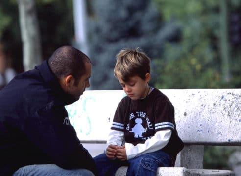 ¿Qué le digo a un niño que pregunta por qué Dios se llevó a su papá?