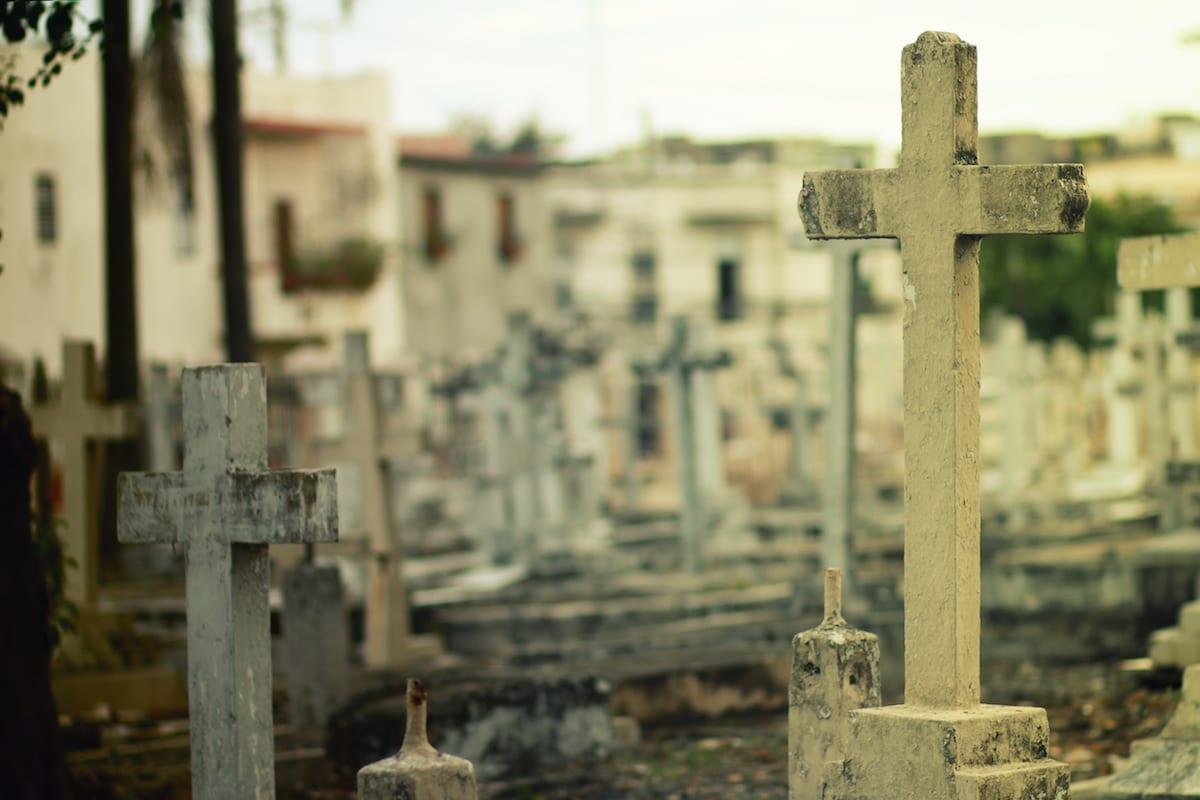 Cementerio. Foto: Cathopic