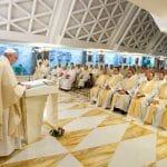 """El Papa Francisco destaca la ternura de Dios e invita a llamarle """"papá"""""""