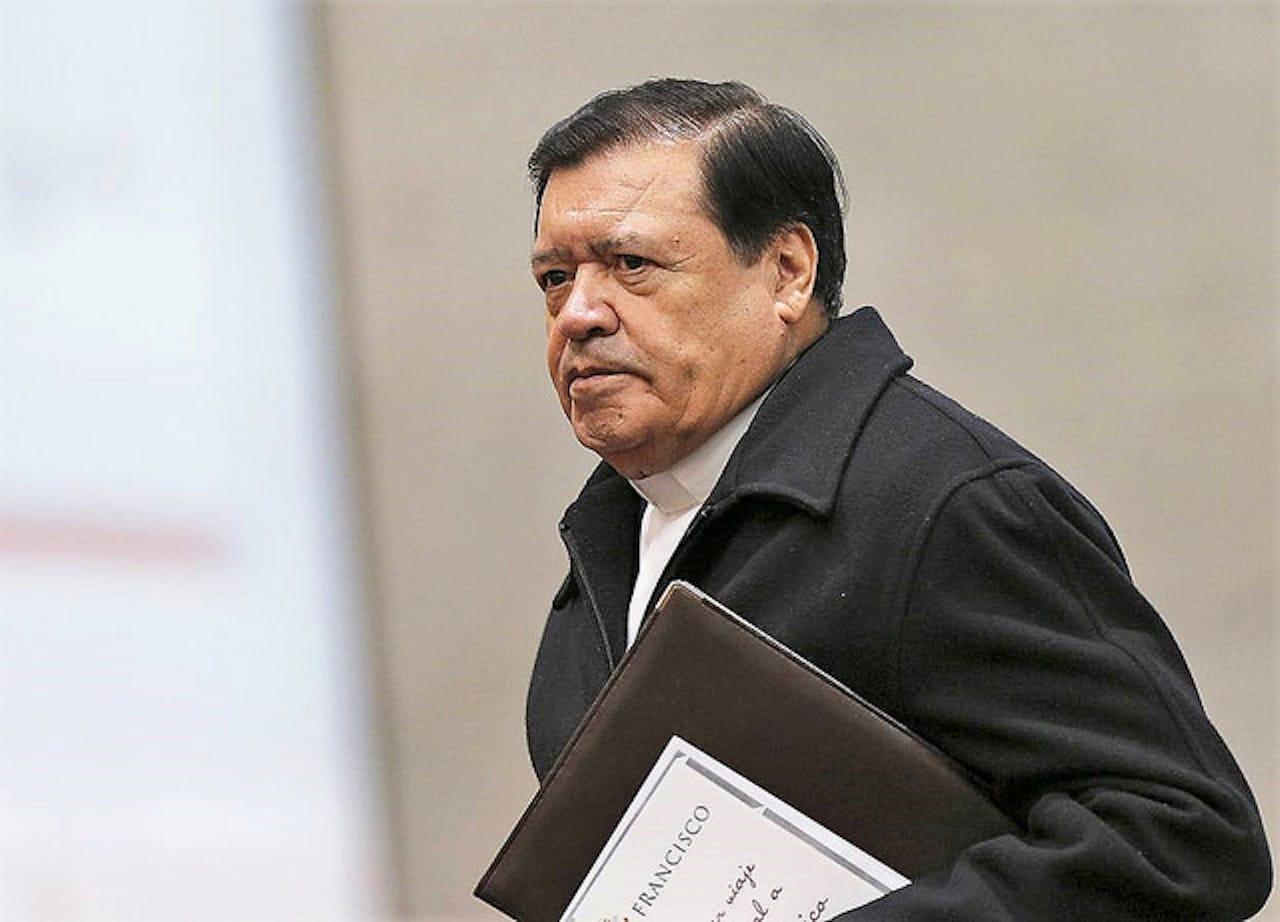 Falso el rumor contra el Cardenal Norberto Rivera