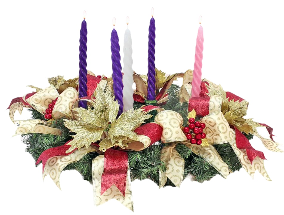 La Corona de Adviento no es un simple adorno, es una gran herramienta para vivir la Navidad.