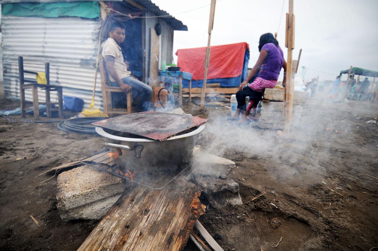 Chiapas, desastre humanitario