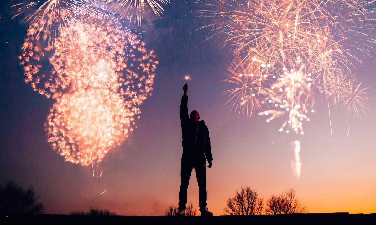 Muchos consideran que el Año Nuevo es una oportunidad para hacer mejor las cosas.