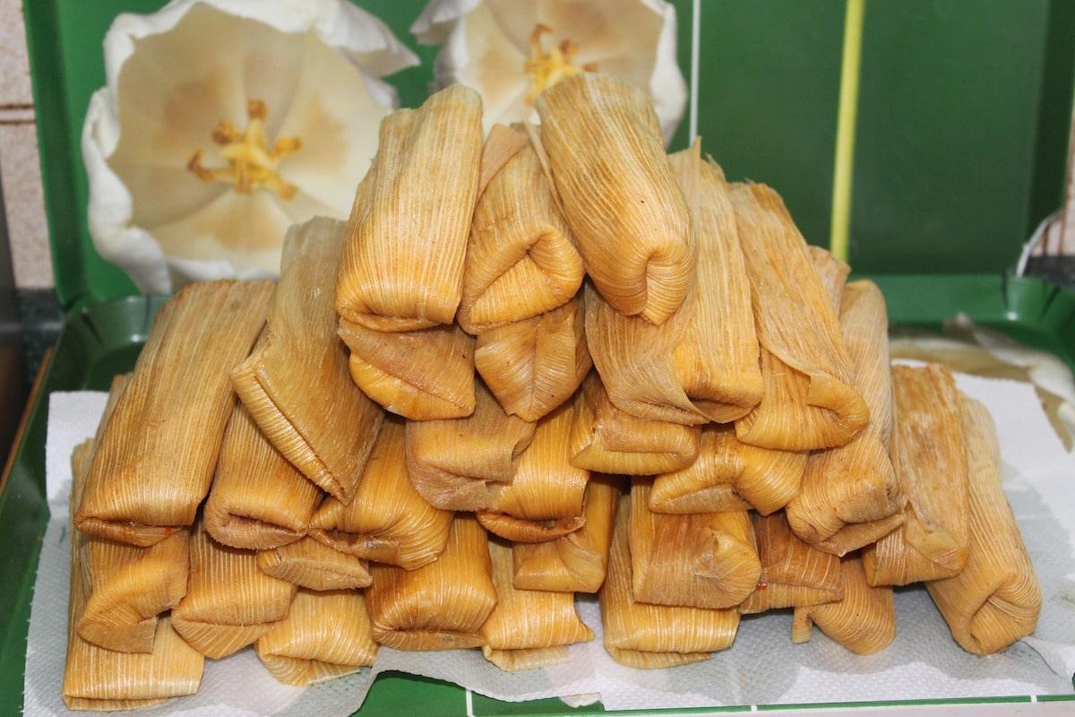 El Día de la Candelaria se acostumbra comer tamales en gran parte de México.