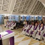 Papa: En el confesionario sólo el perdón del Padre