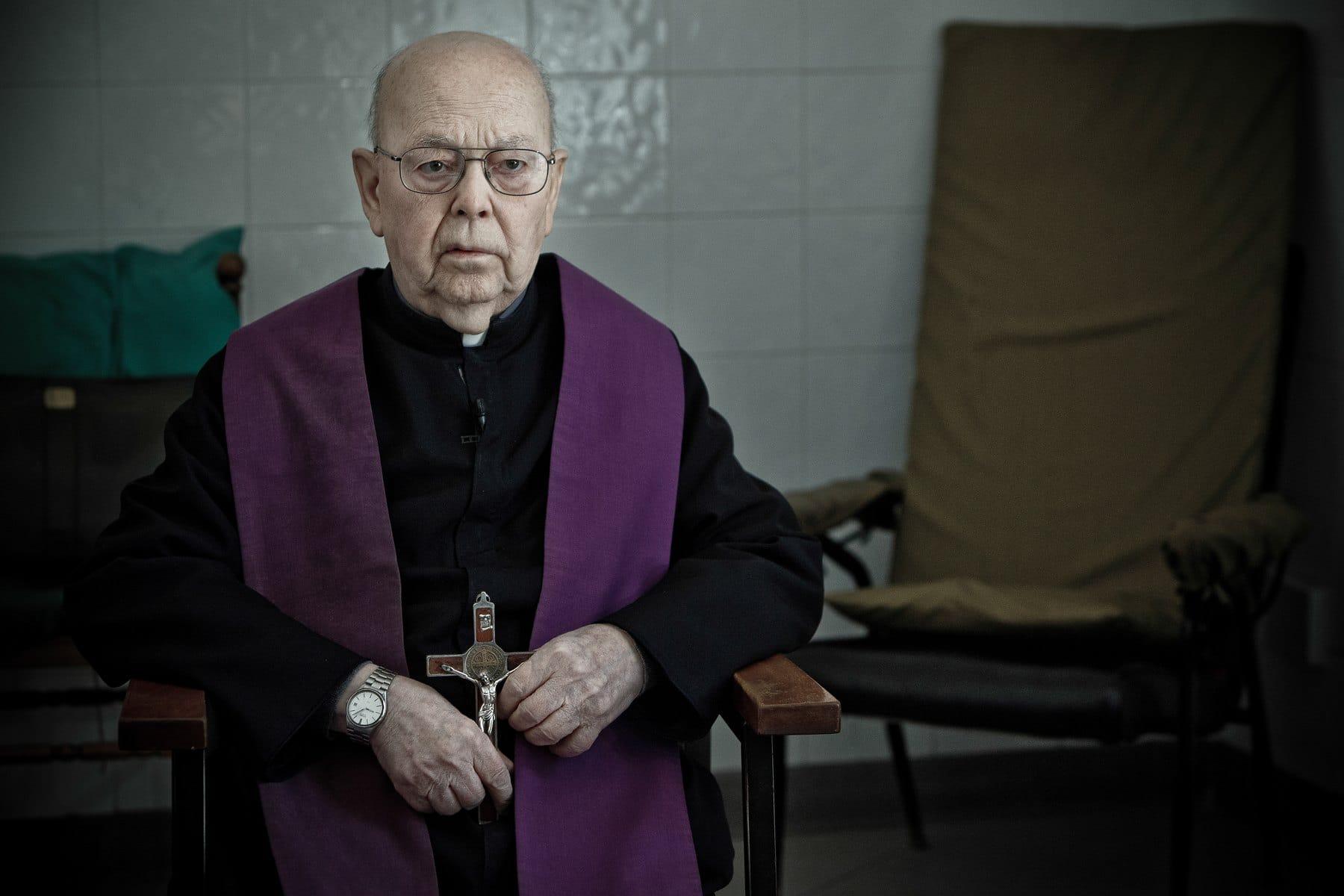 El padre Amorth realizó alrededor de 70 mil exorcismos.