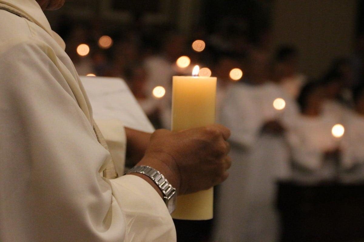 La Vigilia Pascual recuerda el triunfo de Cristo ante la muerte. Foto Cathopic