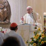 Papa Francisco invita a luchar contra el demonio y pedir discernimiento