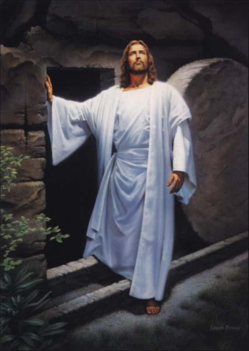 Si Jesucristo está Vivo, cambia todo