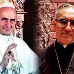 Anuncio de fechas de canonización de beatos Pablo VI y Óscar Romero estaría próximo