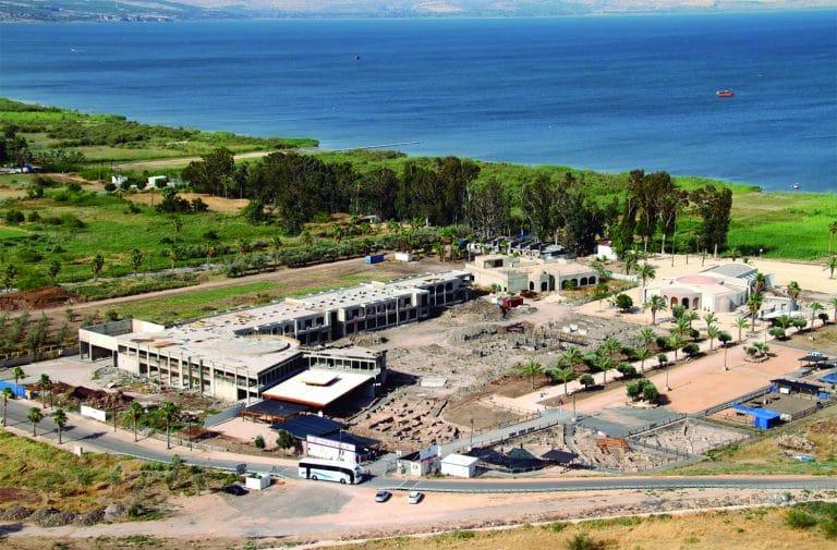 Proyecto Magdala en Tierra Santa