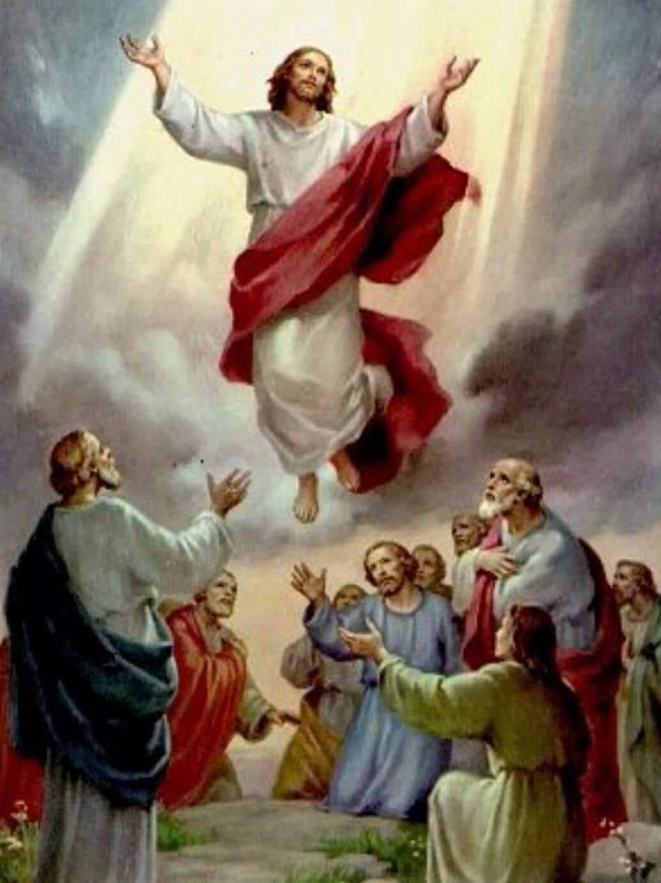 """Lectio Divina: """"Subió al cielo y está sentado a la derecha de Dios"""""""
