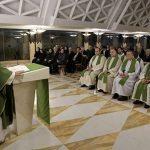 El Papa Francisco anima a luchar contra el demonio y las enfermedades de la mundanidad