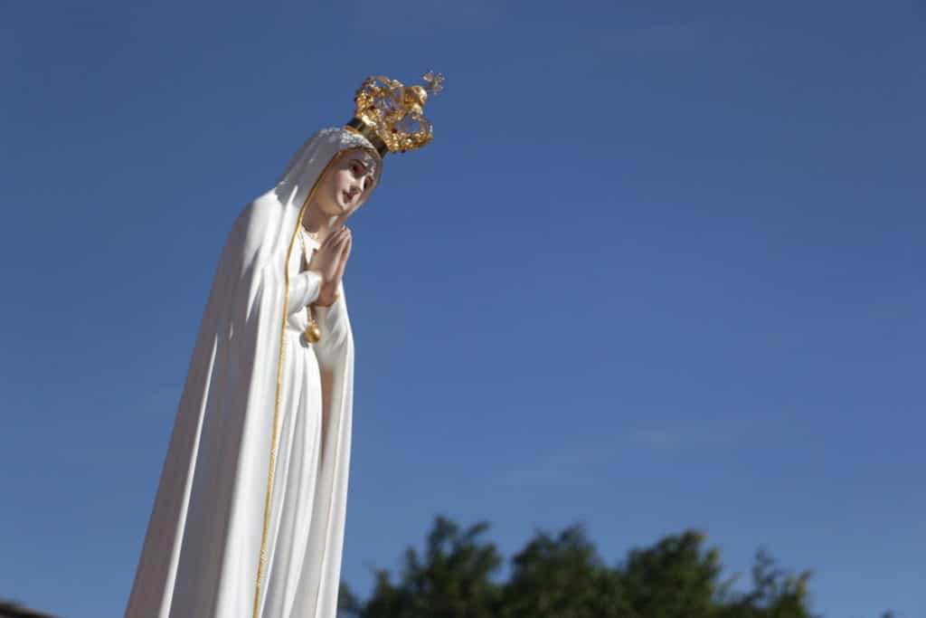La Virgen de Fátima. Foto: Cathopic