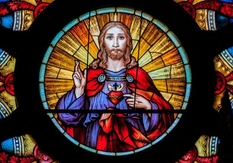 El Sagrado Corazón de Jesús. Foto: Archivo