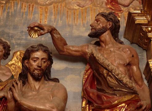 ¿Por qué a San Juan Bautista lo celebramos en su natalicio?