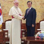 Vaticano y Corea del Sur se reúnen y abogan por una cultura de paz en los jóvenes
