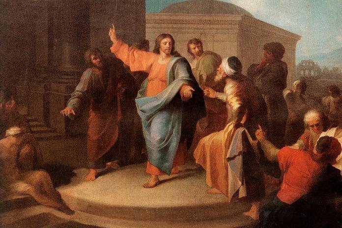 """Lectio Divina: """"¿Qué no es éste el carpintero, el hijo de María?"""""""
