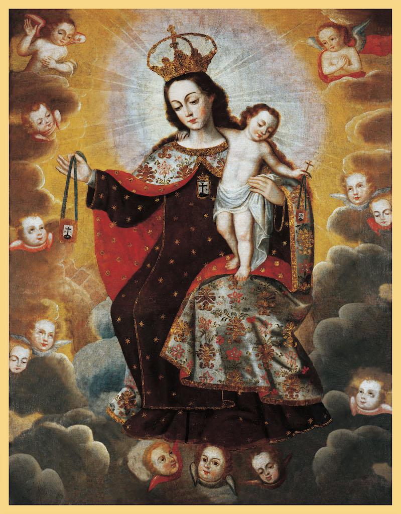 El 16 de julio es la fiesta litúrgica de la Virgen del Carmen