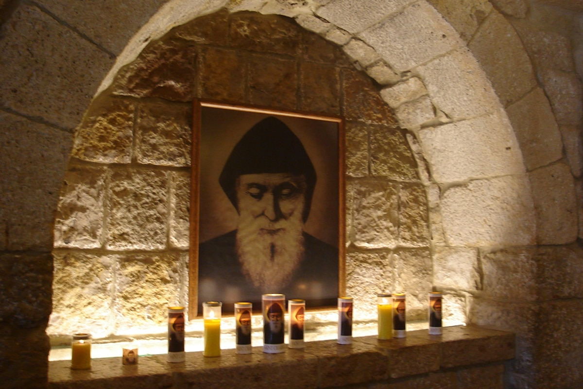 San Charbel es venerado en muchos países, pero particularmente en México. Foto: Archivo
