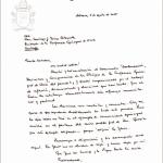 Papa envía carta al Episcopado chileno y apoya sus decisiones para contrastar abusos