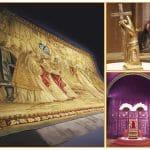 """Más de 100 mil visitas registra la exposición  """"Vaticano: de San Pedro a Francisco"""""""
