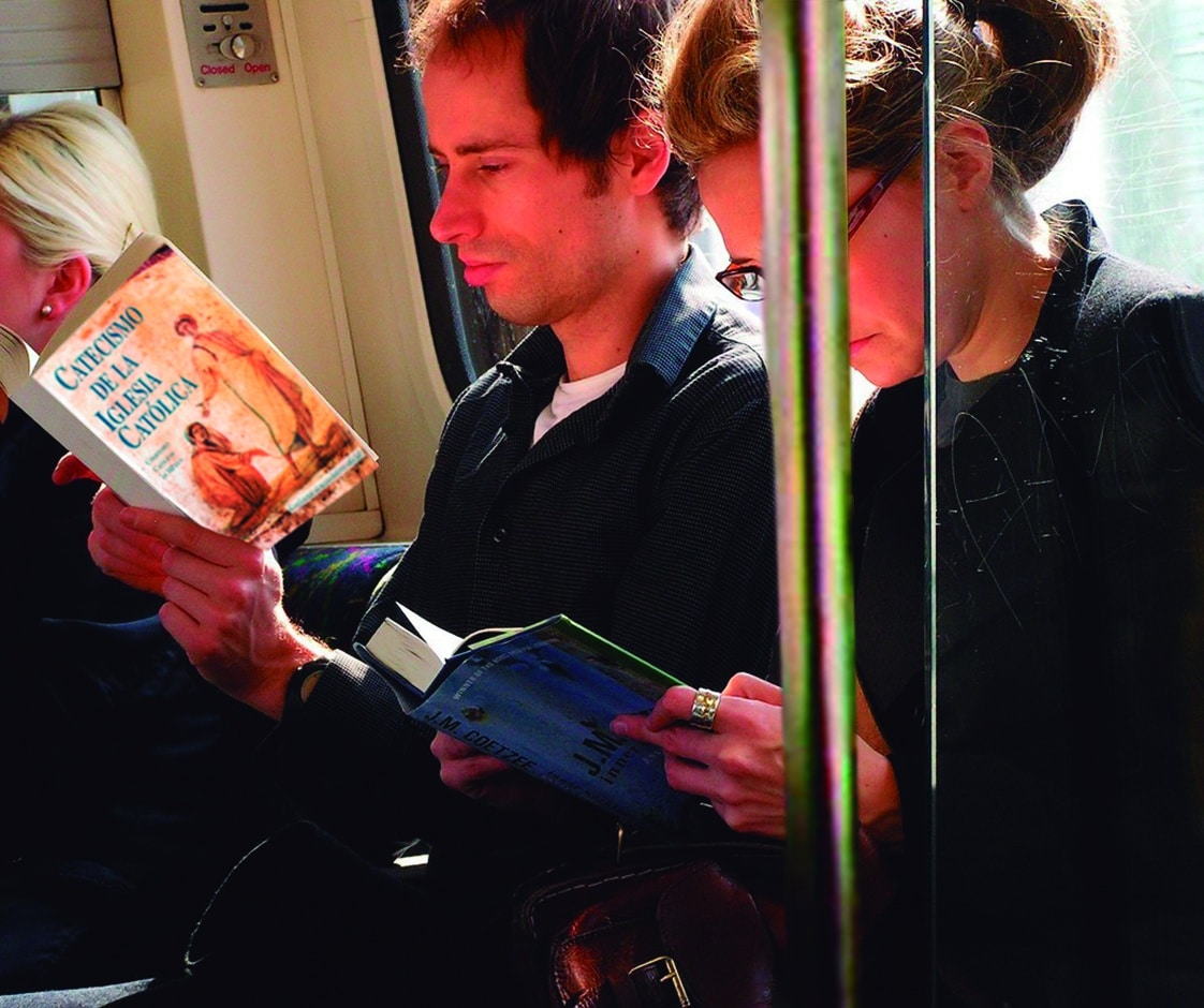 Lectura hormiga, el hábito para leer libros extensos