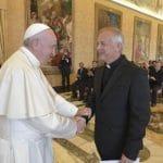 El Papa a Oblatos de San José: adelante con las virtudes del Esposo de María