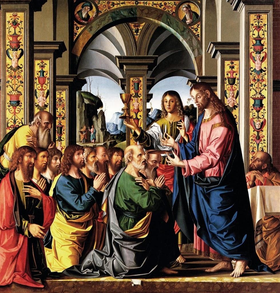 """Lectio Divina: """"Vivir eternamente…"""""""
