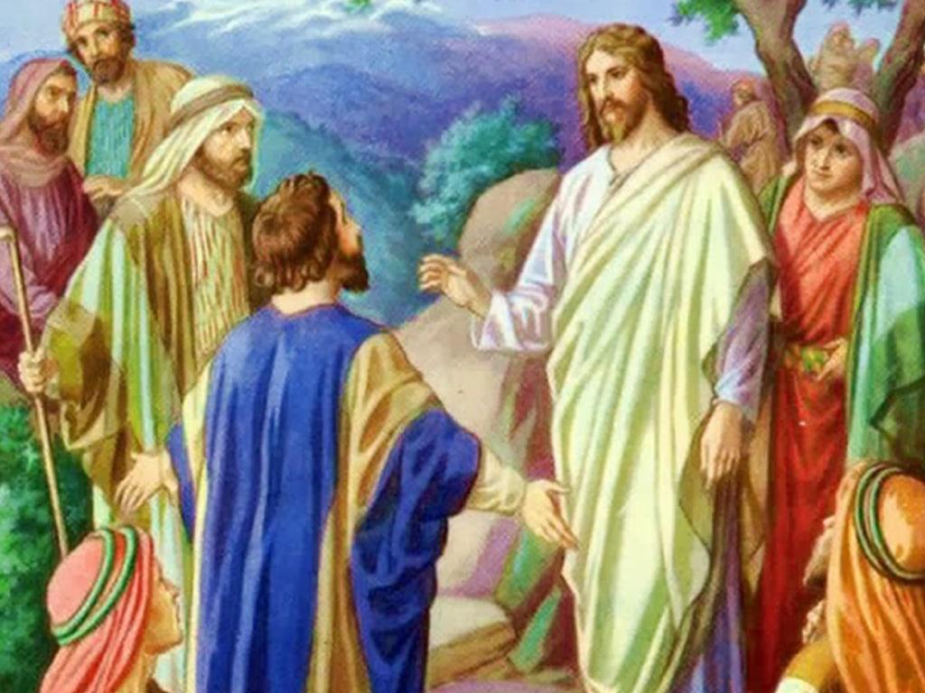 Lectio Divina: Nunca estar contra nadie