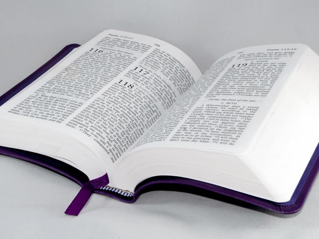 La Biblia, una joya de la literatura universal