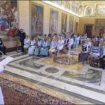 """Papa a viudas consagradas: """"quien se entrega a Dios por amor, será fructífero"""""""