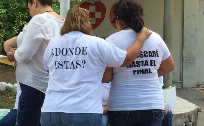 Veracruz, fosas comunes