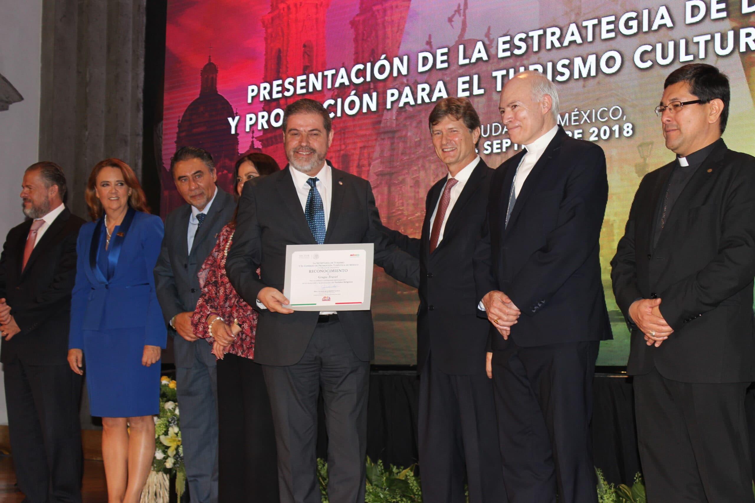 Iglesia y Secretaría de Turismo cooperan para impulsar turismo religioso