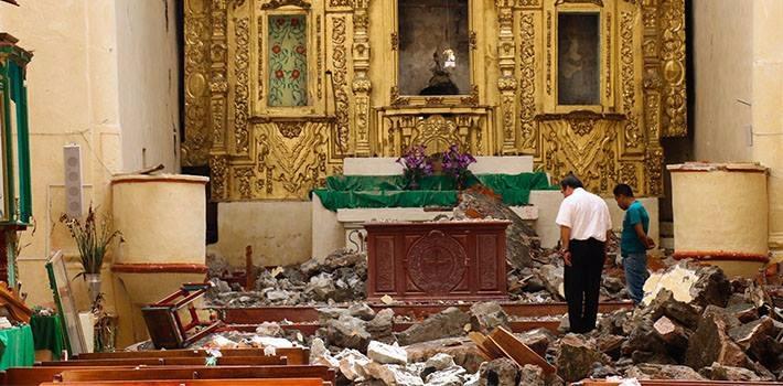 Iglesia casos emergencia
