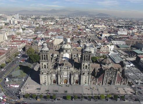La Catedral de México, la joya colonial de América