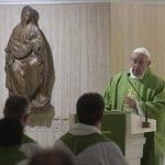 El Papa en Santa Marta: Acusarnos a nosotros mismos y no a los demás