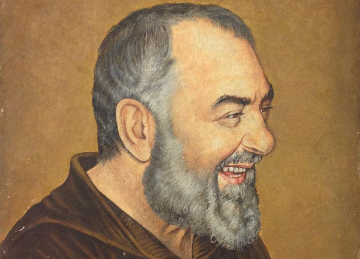 El padre Pío de Pietrelcina, el sacerdote de los estigmas.