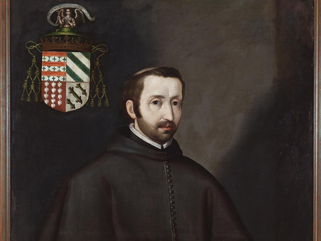 Entronizan la imagen del Beato Palafox y Mendoza en la Catedral de Puebla